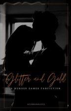 Glitter & Gold ⋄  Finnick Odair  ⋄ by lenearizona