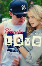 Blond Love. by marcablaskova