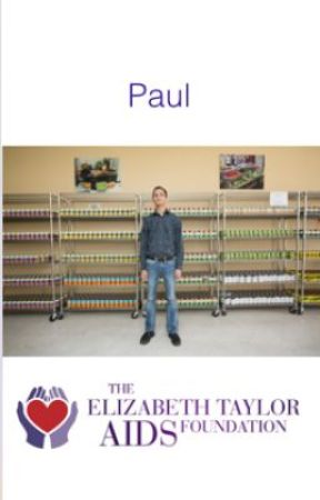 Paul's HIV / AIDS Story by elizabethtayloraidsfoundation