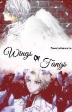 Wings or Fangs - Vampire knight Fan Fiction by TeenieJeannie