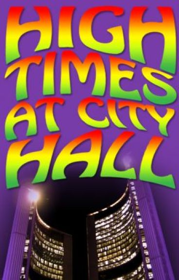 High Times at City Hall by RobinSpano