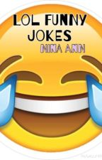 FUNNY JOKES by ItsOkayNow03