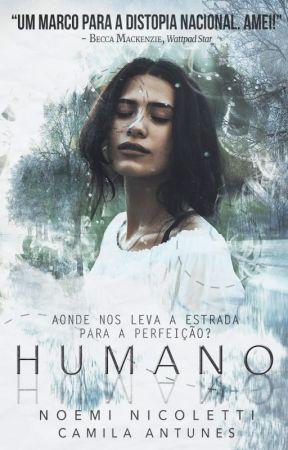 HUMANO by mimapumpkin