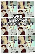 one direction imagines and preferences by erinm74