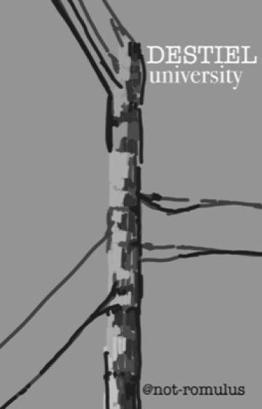 Destiel: University