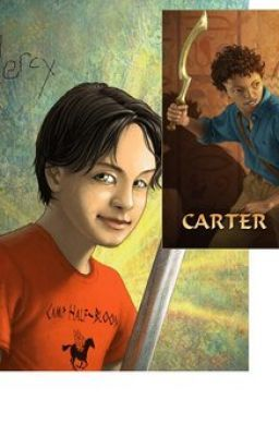 Weapons and Wands, Percy Jackson Vs. Carter Kane