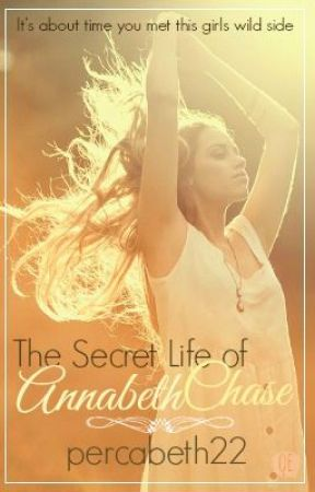 The Secret Life of Annabeth Chase by satans-cinnamonroll