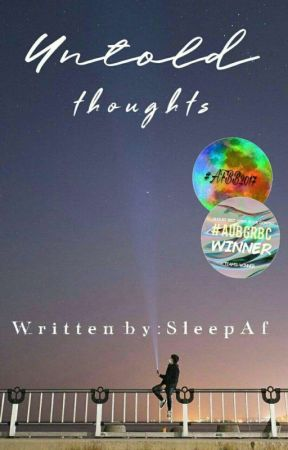 Untold Thoughts by -DragonTea