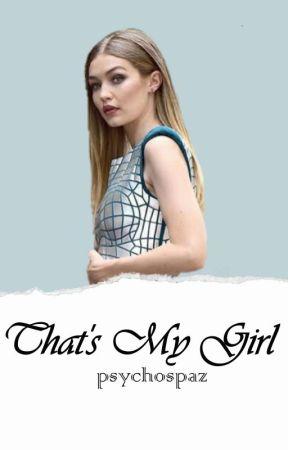That's my girl ➳ Chris Wood by psychospaz