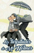 Les turpitudes de Mr Holmes (Mystrade) by Chocolat-Mashmalow
