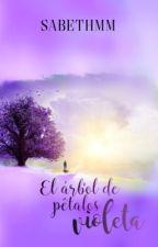 El Árbol de Pétalos Violetas © by sabethmm
