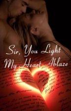 Sir, You Light My Heart Ablaze (Teacher/Student) by drunkenclam
