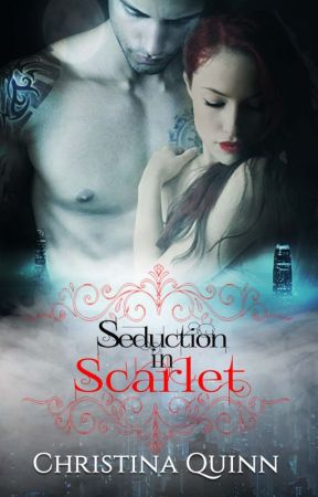 Seduction in Scarlet (Little Red Book # 2) by Chrissy_Quinn