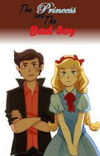 The Princess and The Bad boy by -EstherButterfly-