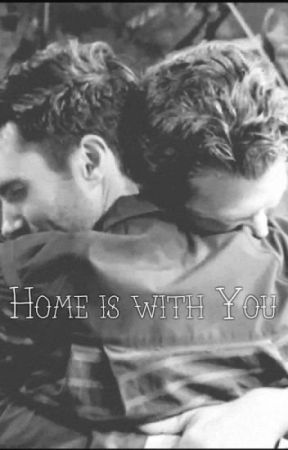 Home is with You - Blake and Adam (Shevine) by books4ry