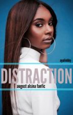 Distraction |sequel to Different|  by ayalinbby
