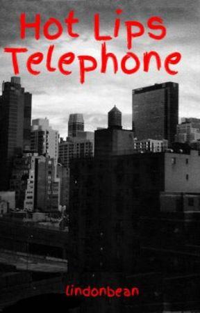 Hot Lips Telephone by lindonbean