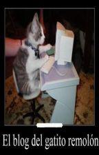 El blog del gatito remolón (terminado) by Captainleon