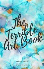 The Terrible Art Book by Queen2and5