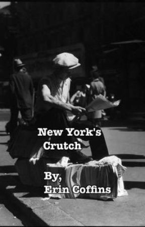 New York's Crutch by girrlescout