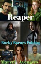 Reaper (Bucky Barnes Pairing - Marvel's Avengers) by insaneredhead