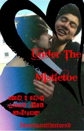Under The Mistletoe    Malum by aestheticsofateen