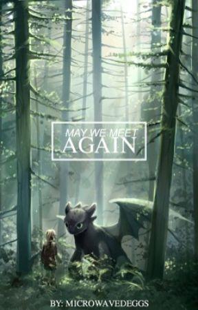 May We Meet Again (a Httyd and Pjo/HoO fan fiction) by microwavedeggs