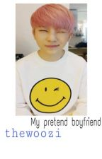 My Pretend Boyfriend|Woozi  by Myshywoozi