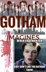 Gotham Imagines (Requests Closed) - Bully // Bruce Wayne