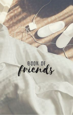 Book of Friends by songrise