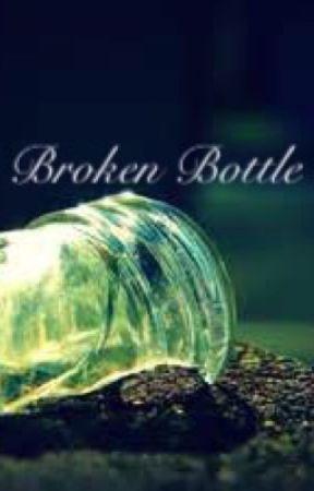 Broken Bottle by KaLeeHowell