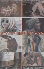 Clexa - Belts & Buckles by HedaGriffenWoods