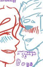 What Happens in a Houseful of Boys. (EddsWorld - Tom x Reader) by StarDoesStuff