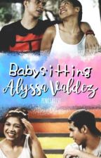 Baby sitting Alyssa Valdez by PinkSadist