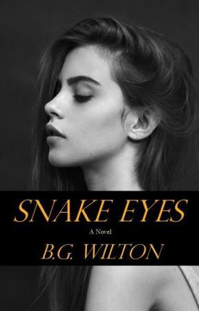 Snake Eyes by TheBrownEyedDiaries