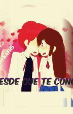 Desde Que Te Conosi (Foxy y Tu FNAFHS) by keniamaribel505