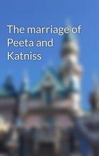 The marriage of Peeta and Katniss by IsabellaNoel