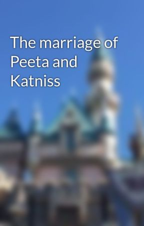 The marriage of Peeta and Katniss by IsabellaNoel