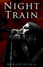 Night Train | Cyan [HIATUS] by NonaHysteria