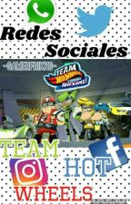 Redes Sociales: Team Hot Wheels by -GamerFriki10-