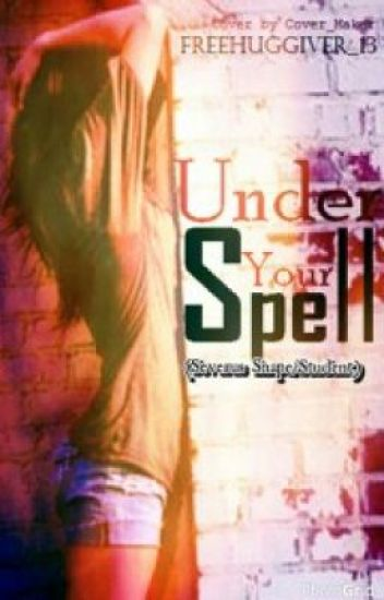 Under Your Spell (Severus Snape/Student)