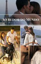Ao Redor do Mundo by mscamila_