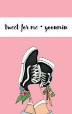 twett for me → yoonmin by hobifluff
