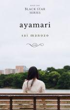 Ayamari by saimanozo