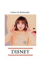 Disney; wonwoo, eunha by fairydarlyn