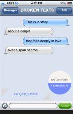 Broken Texts by black_hole_survivor