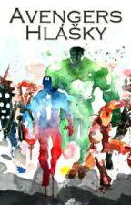 Avengers Hlášky by OneMoreGirl__
