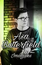 Asa Butterfield Imagines  by diveintoanotherworld