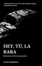 Hey, tú, la rara - Francisco Lachowski y tú by shaielhemmings