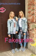 Twins;; Fakegram by HeyIsLisaAndLena